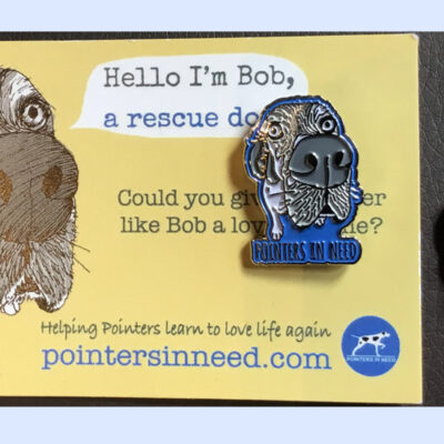Pin Badge - Pointers In Need